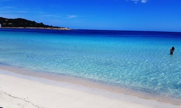 Le spiagge di Porto Ottiolu